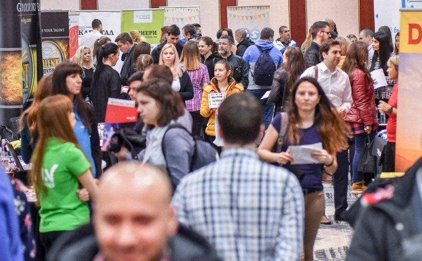 attendees of the national career days
